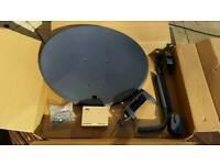 Satellite dish kit (quad LNB) Zone 2