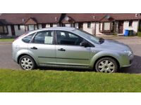 2005 FORD FOCUS 1596 cc, petrol, 5 door hatchback, clean body, no rust, PRICED FOR QUICK SALE