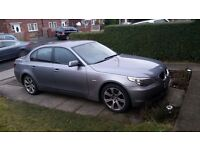 BMW 525i petrol automatic