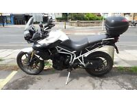 TRIUMPH TIGER 800 ABS FROM COOPERIZED FELTHAM TW13 4PA