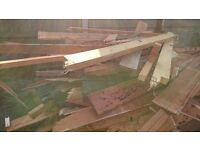 FREE Scrap Timber, planks and Wood, Firewood Kindling Bonfire DIY
