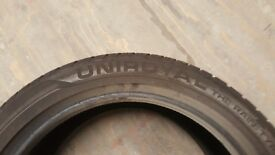 Uniroyal Tyre