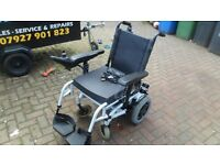 Quickie powerchair/scooter DUAL CONTROL