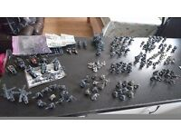 Space ork army with codex and supplement
