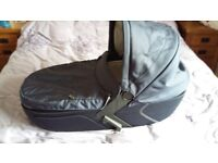 Mutsy Carrycot iGo Urban Nomad- Brand New Condition