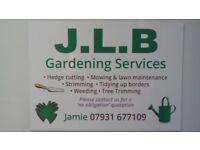 J.l.b gardening leeds.