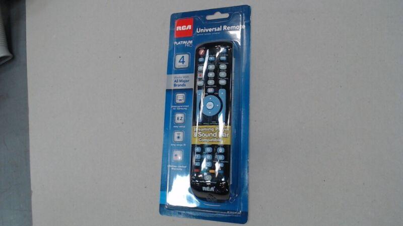 RCA RCRN04GR 4-Device Green Backlit Universal Remote