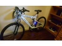 Brand new BOSS mountain bike