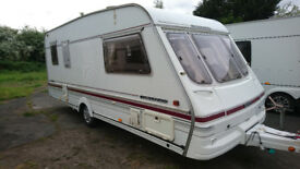 Swift Challenger SE 490 Lux 1997 5 Berth With Porch Avning