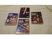 Star wars complete 1-6 dvds