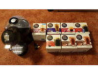 Hot Drinks Coffee Machine and pods. Nescafe dolce gusto by Krups