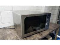 De'Longhi Steel Combination Microwave Oven and Grill with original box great working order