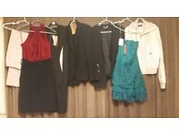 Bundle of womens size 10 to 12 clothes