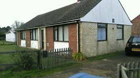 Double Room to rent. I'm there all the time as work away . Big detached bungalow