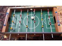 Mini Soccer Table!
