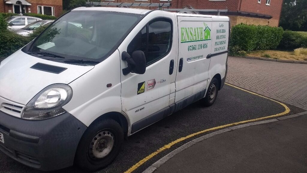 PLUMBING, HEATING AND GAS BUSINESS FOR SALE £8000