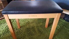 Yamaha Piano stool.