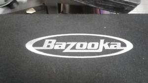 Bazooka Dual 10 Inch Subwoofer in Box #51844 NR27483