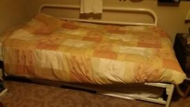 Great bed for guests 2 single beds.