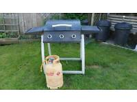 Large Gas BBQ with gas