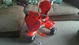 Smart Trikes Red Trike