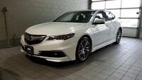 2015 TLX TECH V6 ACCIDENT FREE WITH BODYKIT LOW KM