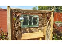 Outdoor illusion mirror, beautiful, selling due to re-location