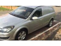 Vauxhall Astra sportive 1.9 cdti