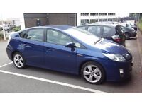 PCO CAR HIRE 11 PLATE TOYOTA PRIUS' AVAILABLE- FULLY PCO LICENSED, £140/WEEK, UBER READY