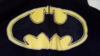 batman fleece onsie