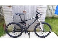 Revolution Triad DS Mountain bike (cost 900 new)