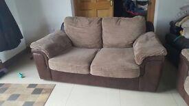 Small 3&2 Cloth Comfy Suite Sofa