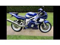 Yamaha R6 1999 great condition