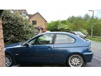 For sale BMW 325ti SE