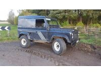 Land Rover Defender 90. 300tdi engine. Recent service. Good condition. Not 110. Discovery.