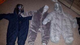 3 bodysuits 3 to 6 months