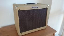Peavey Classic 30 Combo with upgrades. Eminence Cannabis Rex