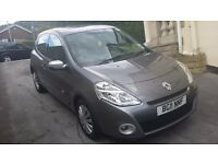 2011 / 11 PLATE Renault Clio 1.2 16v Bizu 3dr ONLY 50K MILES FROM NEW