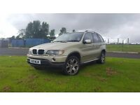BMW X5 DIESEL M-SPORT SWAP OR SELL P/X