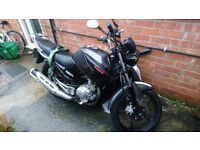Yamaha YBR 125cc - good condition