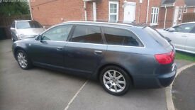 AUDI A6 AVANT 2.7TDI SE QUATTRO AUTO A NICE LOOKING EXMAPLE WITH A FABULOUS SPEC AND OPTIONS