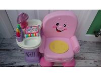 Fisher Price baby/ toddler musical chair