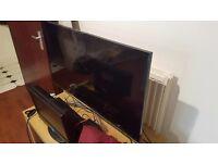 BROKEN SAMSUNG TV SCREEN LED TV 40 INCH FOR SALE