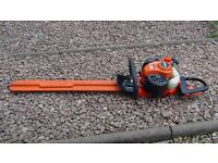 ECHO petrol hedge trimmer for professional