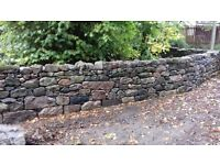 Hard Landscaping, Dry stone walling and garden renovations