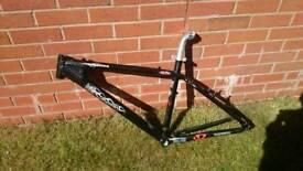 Mountain bike frame 17.5