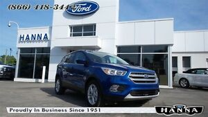 2017 Ford Escape *NEW* SE *200A* FWD 2.0L ECOBOOST