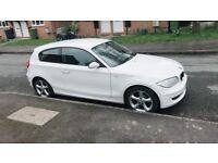 BMW 1 series petrol