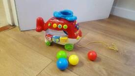 Vtech learn and sort helicopter