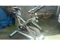 BH FITNESS SPEED BIKE 3 PROFESSIONAL SPINNING EXCERCISE CYCLE